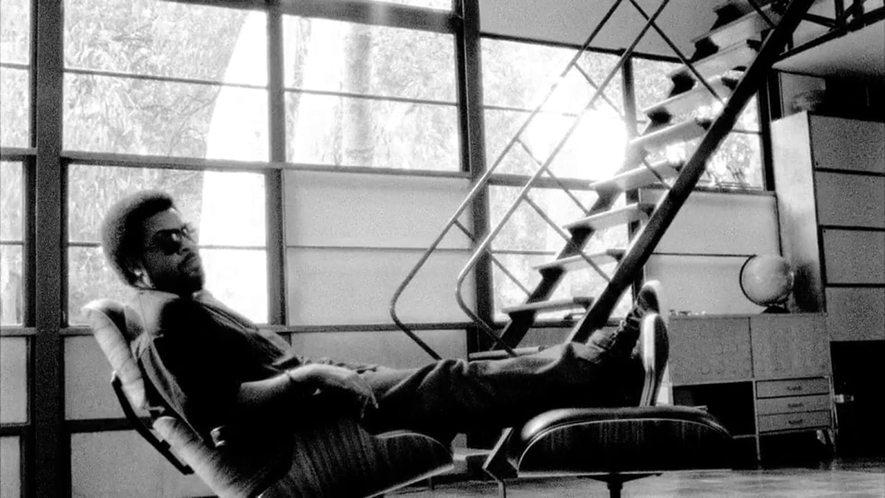 Eames fans were ecstatic when they saw Ice Cube relaxing in an Eames Lounge  Chair inside the Eames House. This video still is from a promotion for the  ...