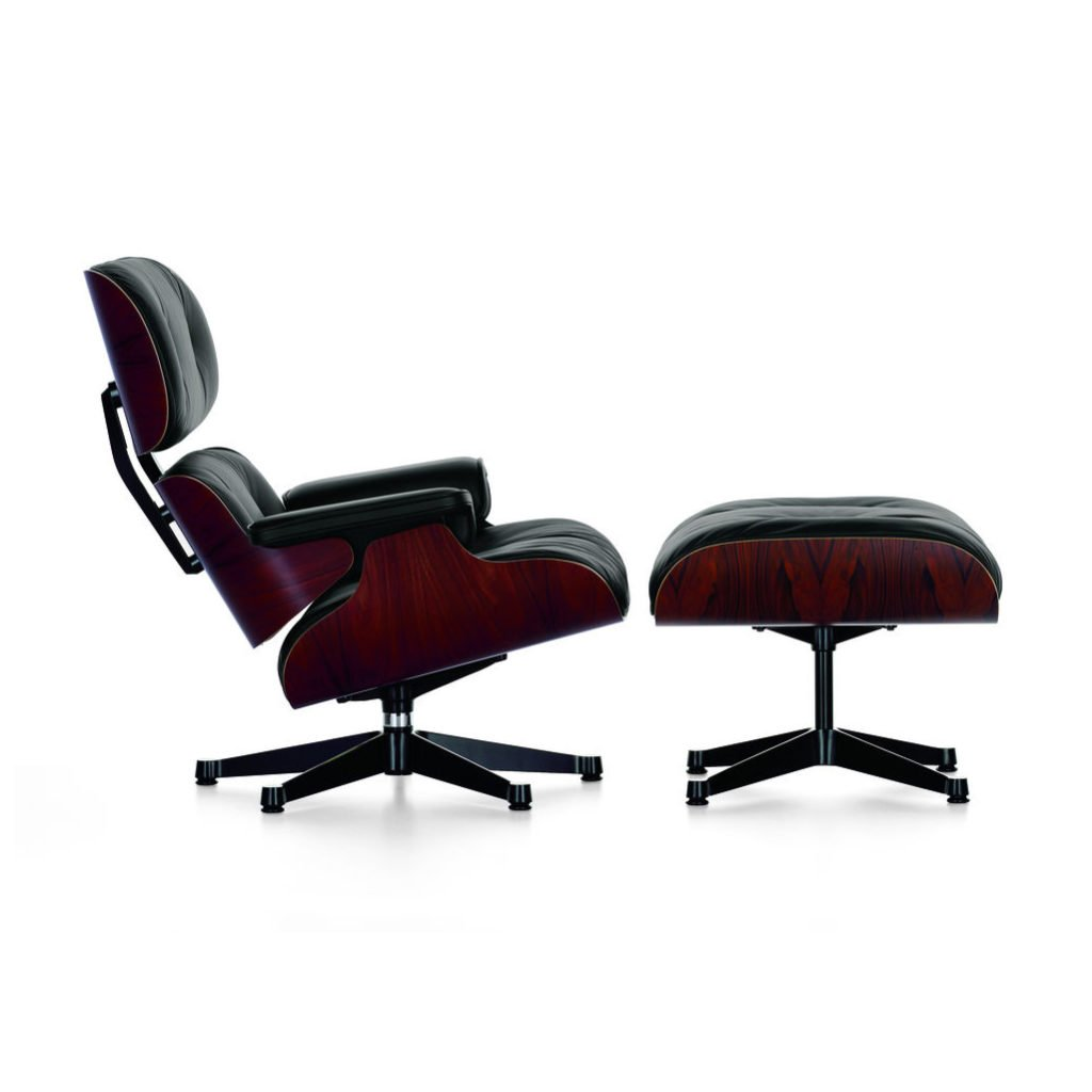 eames lounge chair and ottoman eames office. Black Bedroom Furniture Sets. Home Design Ideas