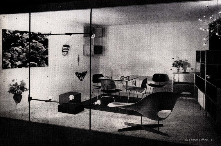 Archival Image of An Exhibition for Modern Living_Web